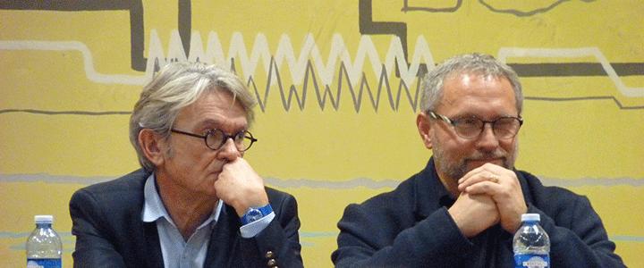 meeting du 13 novembre 2014 à la Bourse du Travail de Lyon
